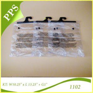 Túi hộp PVC có móc treo - 1102 (2)