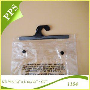Túi hộp PVC có móc treo - 1104 (2)