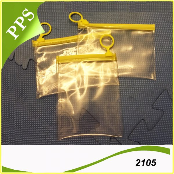 TÚI ZIPPER PVC 2105