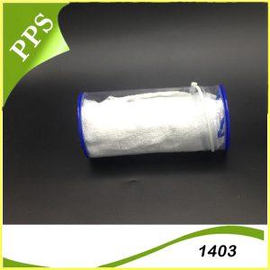TÚI PVC HÌNH TRỤ CÓ KHÓA KÉO 1403 (4)